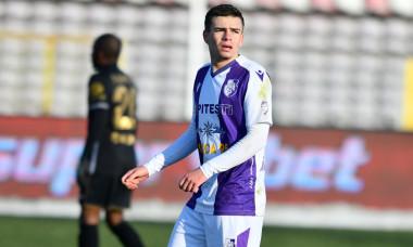 Cristi Dumitru, în tricoul lui FC Argeș / Foto: Sport Pictures