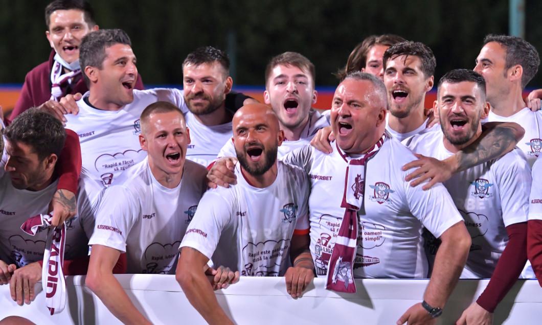 Rapid a promovat în Liga 1 / Foto: Sport Pictures