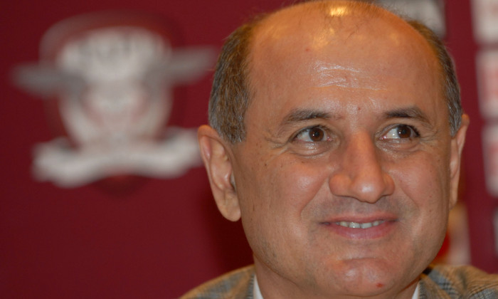FOTBAL:PREZENTARE RANKO DESPOTOVIC LA RAPID BUCURESTI (17.01.2008)