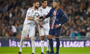 Spain: Real Madrid - PSG