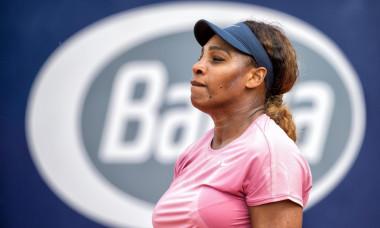 Serena Williams during Tennis Internationals - WTA 250 Emilia-Romagna Open 2021