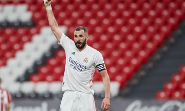 Athletic Club v Real Madrid, LaLiga Santander, date 37. Football, Nuevo San Mames Stadium, Bilbao, Spain - 16 May 2021