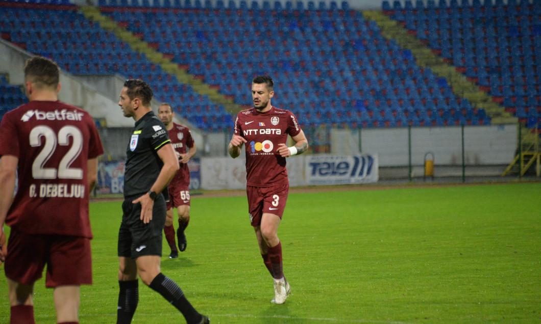 FOTBAL:FC BOTOSANI-CFR CLUJ, PLAY OUT LIGA 1 CASA PARIURILOR (15.05.2021)