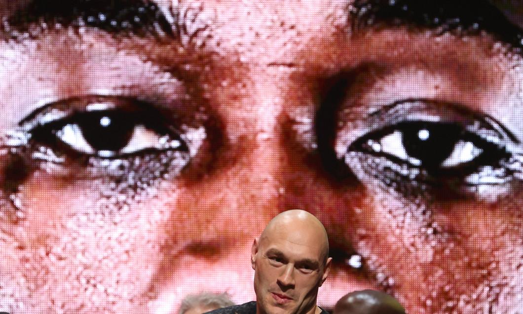 Deontay Wilder v Tyson Fury - Weigh-In