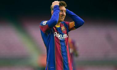 FC Barcelona v RC Celta, LaLiga Santander, date 37. Football, Camp Nou Stadium, Barcelona, Spain - 16 May 2021