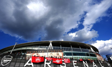 A general view of the Emirates Stadium, London. Picture date: Thursday May 6, 2021.