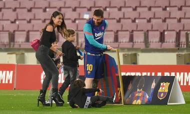 ESP: FC Barcelona - Real Valladolid. La Liga Santander.