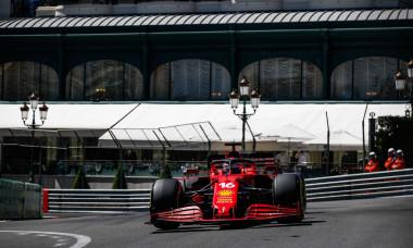 Formula 1 Championship 2021 Formula One World Championship, Grand Prix of Monaco - 20 May 2021