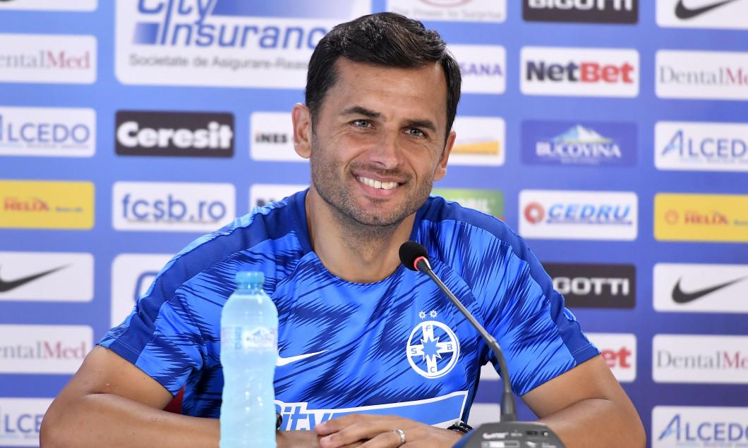 Nicolae Dică, în primul mandat de la FCSB / Foto: Sport Pictures