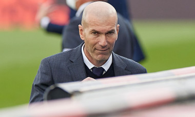 Real Madrid v Villarreal CF, LaLiga Santander, date 38. Football, Alfredo Di Stefano Stadium, Madrid, Spain - 22 May 2021