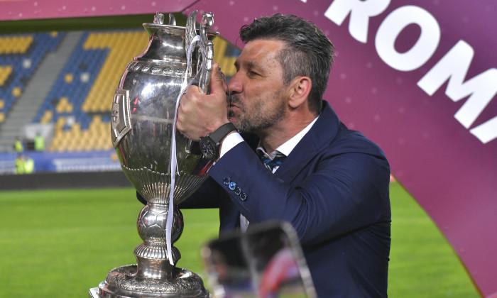FOTBAL:ASTRA GIURGIU-UNIVERSITATEA CRAIOVA, FINALA CUPEI ROMANIEI (22.05.2021)