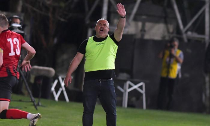 Mihai Iosif, antrenorul de la Rapid / Foto: Sport Pictures