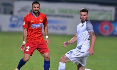 Andrei Cordea, într-un meci FCSB - Academica Clinceni / Foto: Sport Pictures
