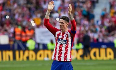 Atletico Madrid v Eibar, La Liga, Wanda Metropolitano, Madrid, Spain - 20 May 2018