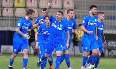 Dan Nistor, în meciul Universitatea Craiova - Astra / Foto: Sport Pictures