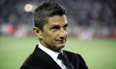 Răzvan Lucescu, în perioada în care antrena la PAOK / Foto: Profimedia