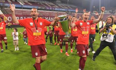 Paulo Vinicius și Valentin Costache / Foto: Sport Pictures