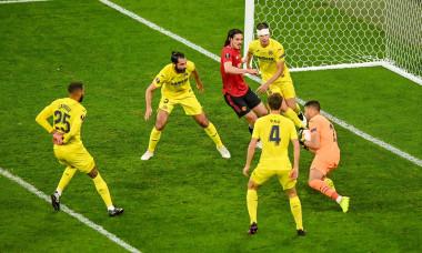 Villareal CF v Manchester United, UEFA Europa League Final, Polsat Plus Arena Gdansk, Poland - 26 May 2021