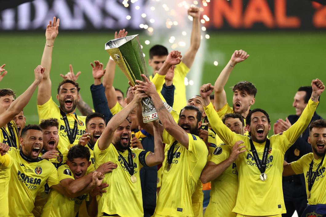 Villarreal a câștigat Europa League / Foto: Getty Images