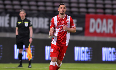 Paul Anton, mijlocașul lui Dinamo / Foto: Sport Pictures