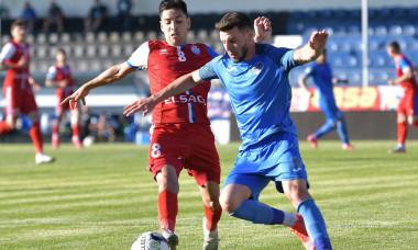 FOTBAL:ACADEMICA CLINCENI-FC BOTOSANI, PLAY-OFF LIGA 1 CASA PARIURILOR (14.05.2021)