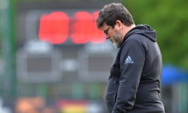 Cristi Pustai, antrenorul de la Dunărea Călărași / Foto: Sport Pictures
