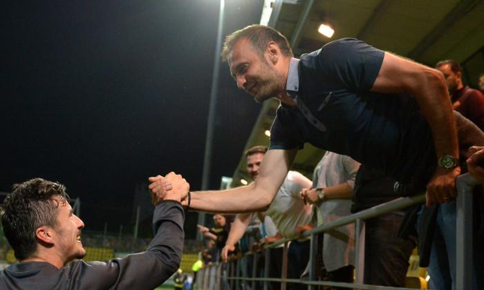 FOTBAL:FC VOLUNTARI-CS UNIVERSITATEA CRAIOVA, CUPA ROMANIEI (18.05.2017)