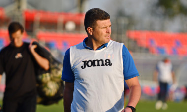 Daniel Oprița, antrenorul de la CSA Steaua / Foto: Sport Pictures