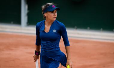 Irina Bara, la Roland Garros / Foto: Profimedia