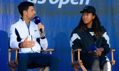 US Open Tennis Championships, Draw Ceremony, New York, USA - 22 Aug 2019