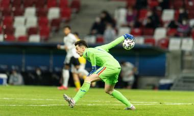 Andrei Vlad, în meciul Germania U21 - România U21, de la Campionatul European din Ungaria / Foto: Profimedia