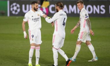 UEFA Champions League: Real Madrid v Atalanta BC