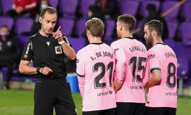 La LIga - Real Valladolid v FC Barcelona
