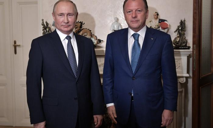 Hungary: Russia's President Putin on state visit to Hungary
