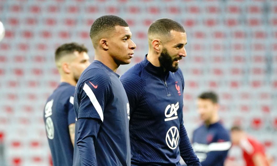 FOOTBALL : France vs Pays de Galles - Nice - 02/06/2021