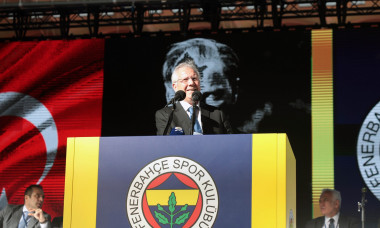 The Fenerbahce Sports Club's 2 day congress started