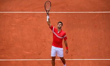 Novak Djokovic, record istoric la Roland Garros / Foto: Profimedia