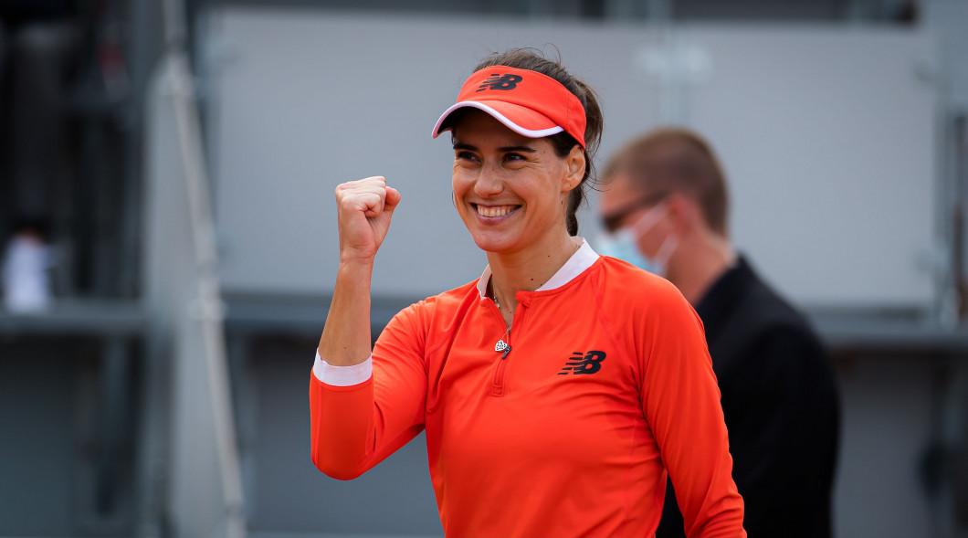 Sorana Cîrstea, la Roland Garros / Foto: Profimedia