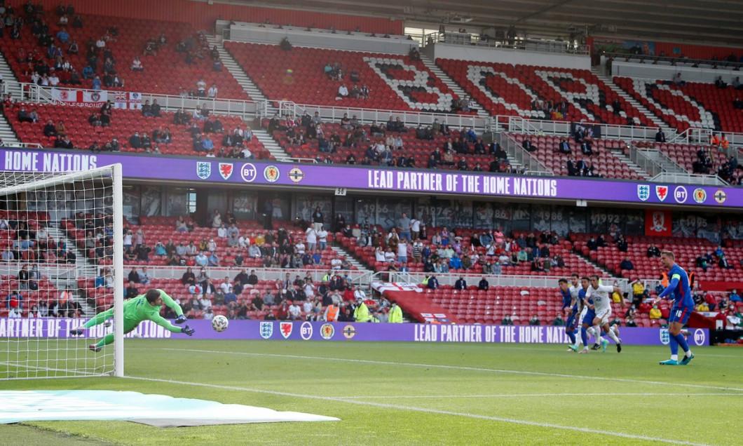 England v Romania - International Friendly - Riverside Stadium