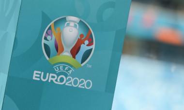 UEFA Euro 2020 Trophy Tour, Saint Petersburg, Russia - 22 May 2021