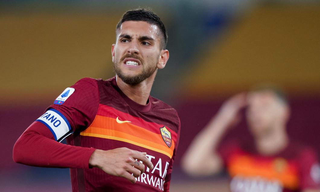 AS Roma v SS Lazio - Serie A, Italy - 15 May 2021