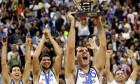 FIBA EuroBasket 2005 Final Greece v Germany