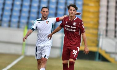Amir Jorza, într-un meci Gloria Buzău - Rapid / Foto: Sport Pictures
