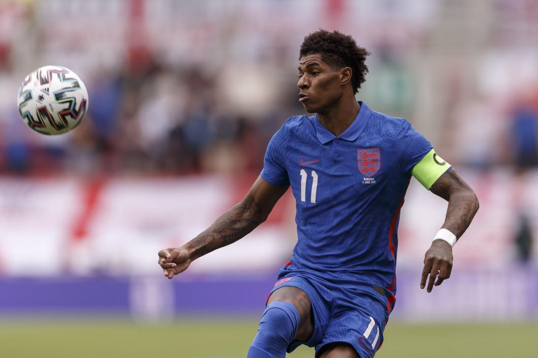 International Football Friendly: England vs Romania