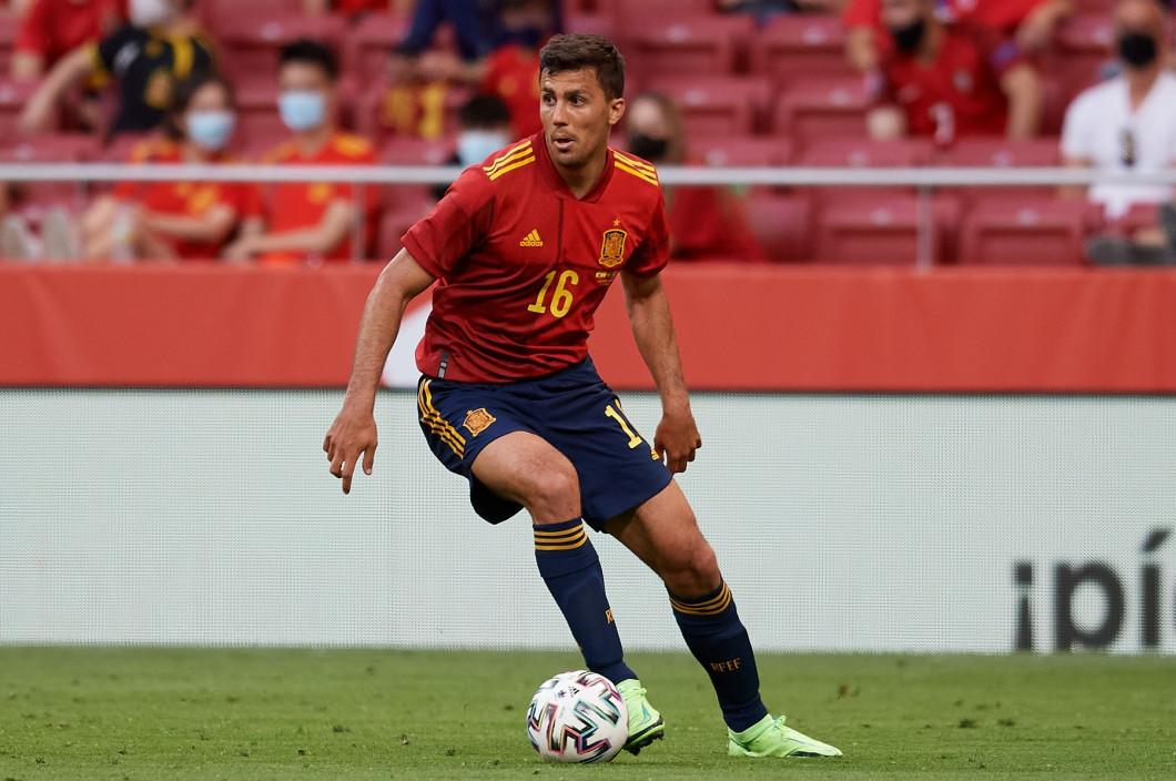 Spain v Portugal - International Friendly, Madrid - 04 Jun 2021