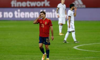 Spain v Germany, UEFA Nations League, League A, group 4, machtday 6. Football, La Cartuja Stadium, Sevilla, Spain - 17 NOV 2020