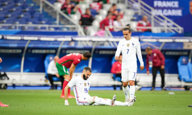 Euro 2021 Preparation Match Between France And Bulgaria