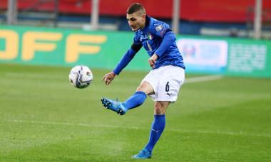 Italy v Northern Ireland, FIFA World Cup Qatar 2022 qualifier, Ennio Tardini Stadium, Parma, Italy - 25 Mar 2021