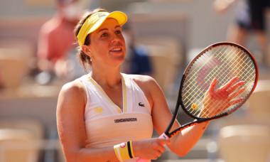 Anastasia Pavlyuchenkova va disputa finala feminină de la Roland Garros / Foto : Getty Images