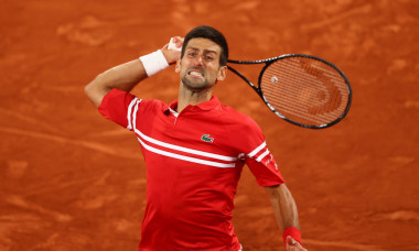 2021 French Open - Day Eleven